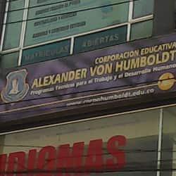 Corporacion Educativa Alexander Von Humboldt  en Bogotá