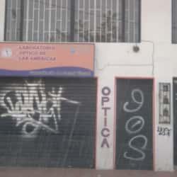 Laboratorio Optico De las Americas  en Bogotá