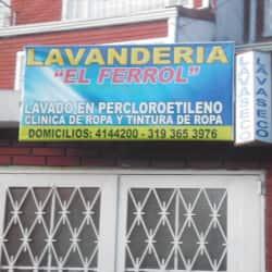 Lavanderia El Ferrol en Bogotá
