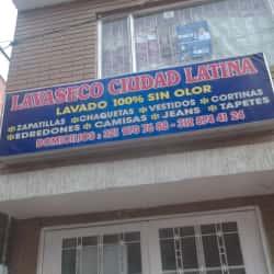 Lavaseco Ciudad Latina  en Bogotá