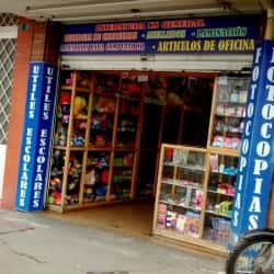 Librería y Papelería Moreno G  en Bogotá