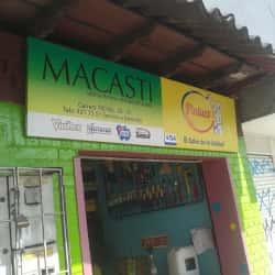 Macasti en Bogotá