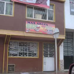 Max Arepa del Quindio en Bogotá