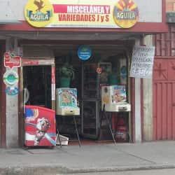 Miscelánea y variedades J y S en Bogotá