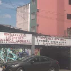 Montallantas Mecanica General en Bogotá
