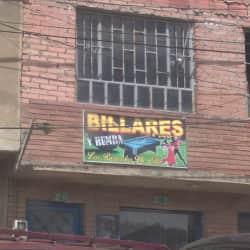 Billares Y Rumba Los Recuerdos De Ella en Bogotá