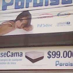 Colchones Paraíso Calle 19 con 100 en Bogotá