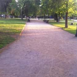 Plaza República de Chipre en Santiago
