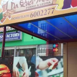 Pizzería Da Quei  Matti Mazurén en Bogotá