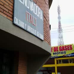Remontadora Italy en Bogotá