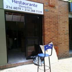 Restaurante Carrera 52A en Bogotá