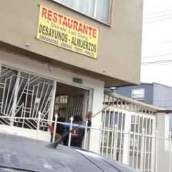 Restaurante Donde Luz Dary en Bogotá