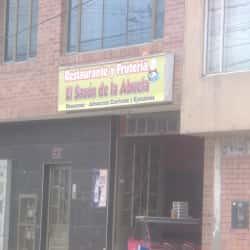Restaurante Fruteria el Sazon de la Abuela en Bogotá