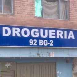 Drogueria 92 BG-2 en Bogotá
