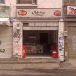 Rico Helado Calle 18 en Bogotá