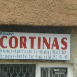 Ricovi Cortinas en Bogotá