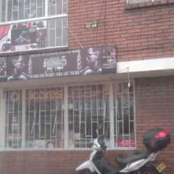 Saimons Barber shop en Bogotá