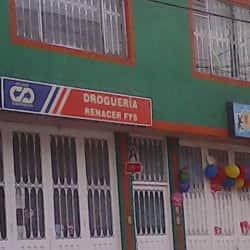 Drogueria renacer fys en Bogotá