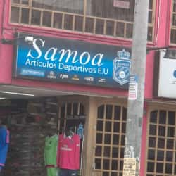 Samoa en Bogotá