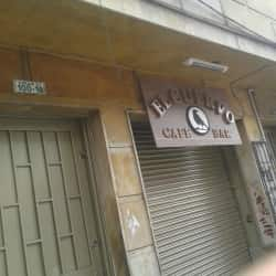 El cuervo face bar en Bogotá