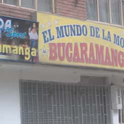 El Mundo de la Moda Bucaramanga en Bogotá