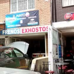 El Punto DF en Bogotá