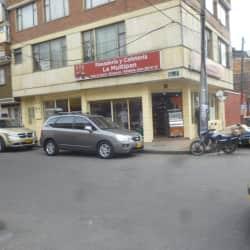 Panadería y Caferería Multipan en Bogotá