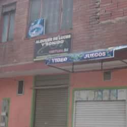 Alquiler de Luces y Sonido Virtual DJ en Bogotá
