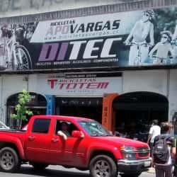 Bicicletas Apo Vargas en Santiago