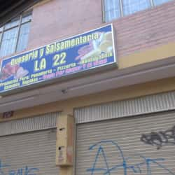 Quesería y Salsamentaría la 22  en Bogotá