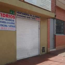 Vidrios Gusmar en Bogotá