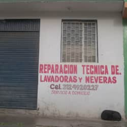 Reparación Técnica de Lavadoras y Neveras en Bogotá