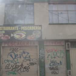 Restaurante Pescaderia El Calamar Dorado en Bogotá