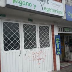 Restaurante Vegano y Vegetariano en Bogotá