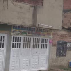 Variedades J.M.C en Bogotá