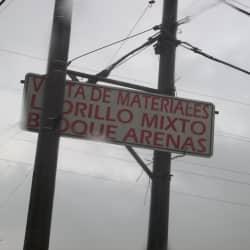 Venta de Materiales para Construccion en Bogotá