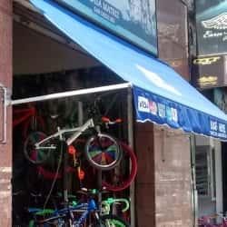 Bike Ride en Santiago