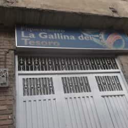 Piqueteadero La Gallina Del Tesoro en Bogotá