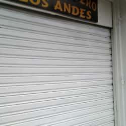 Piqueteadero los Andes en Bogotá