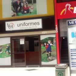 Uniformes T84 en Bogotá