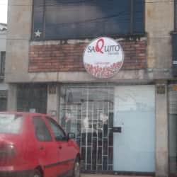 SaQuito De cafe en Bogotá