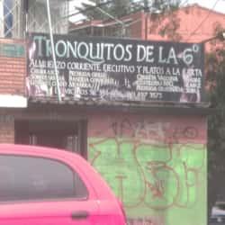 Tronquitos De La 6º en Bogotá