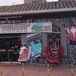 Trajes Típicos Y Disfraces Andrea en Bogotá