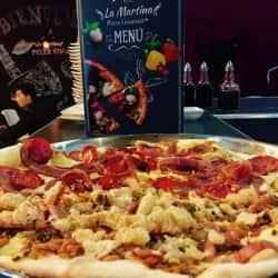 La Martina Pizza Gourmet en Bogotá