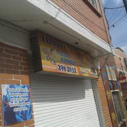 toxsti pizzas express en Bogotá