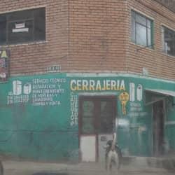 Servicio Técnico  Cerrajería  en Bogotá
