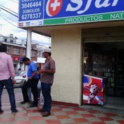 Sfarma Droguerias No. 1 Sprint en Bogotá