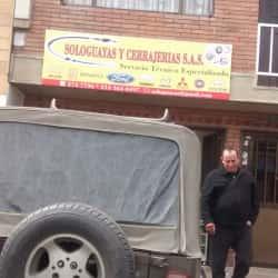 Solo Guayas & Cerrajeria sas en Bogotá