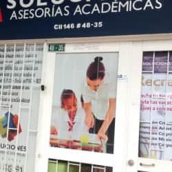 Soluciones Asesorias Academicas en Bogotá