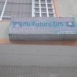 Variedades Mi Futuro DM en Bogotá